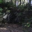 13.鉄格子の行き止まりトンネル